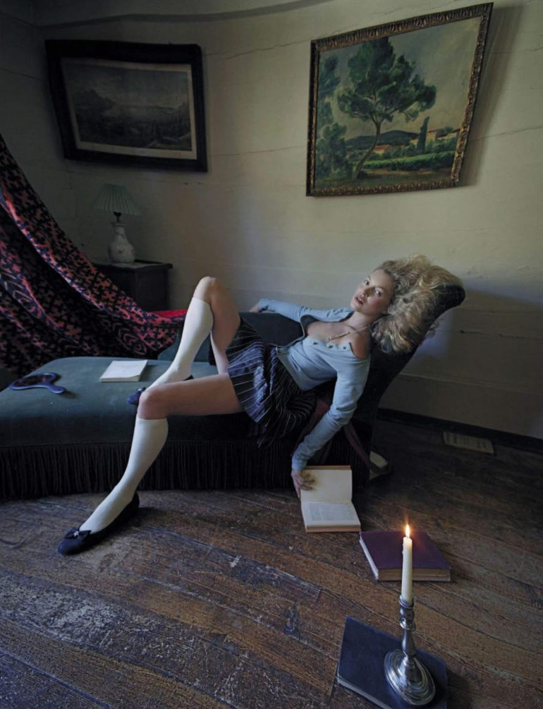 Kate Moss 'Women of Style' By Tim Walker For Vogue Italia September 2015 16