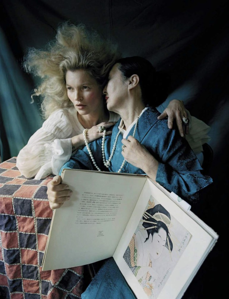 Kate Moss 'Women of Style' By Tim Walker For Vogue Italia September 2015 5