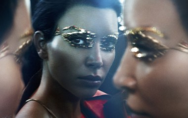 Kim-Kardashian-Violet-Grey-Shoot-Summer-2015-1