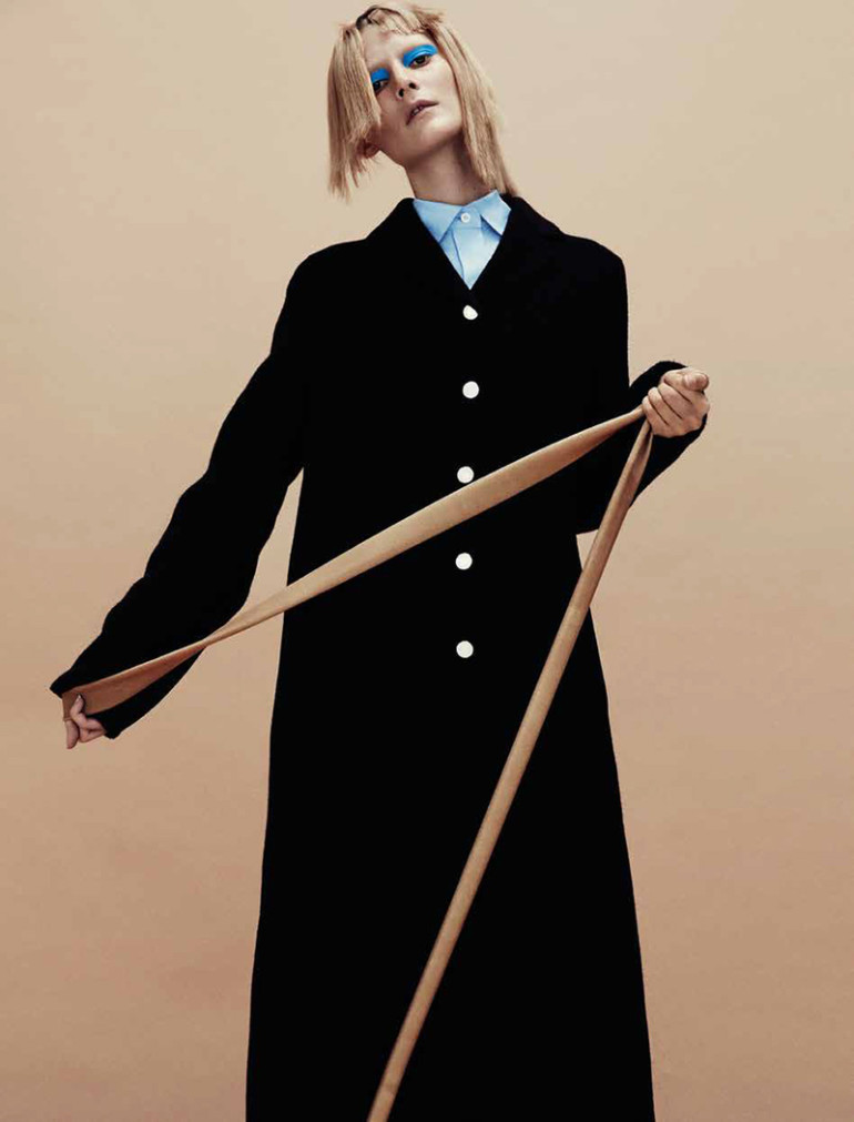 Marie PIovesan by Marcus Ohlsson for Dansk Magazine, Fall 2015 11