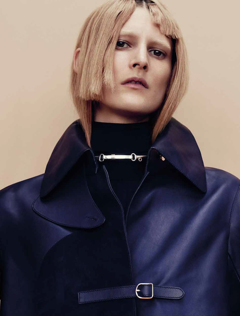Marie PIovesan by Marcus Ohlsson for Dansk Magazine, Fall 2015 4