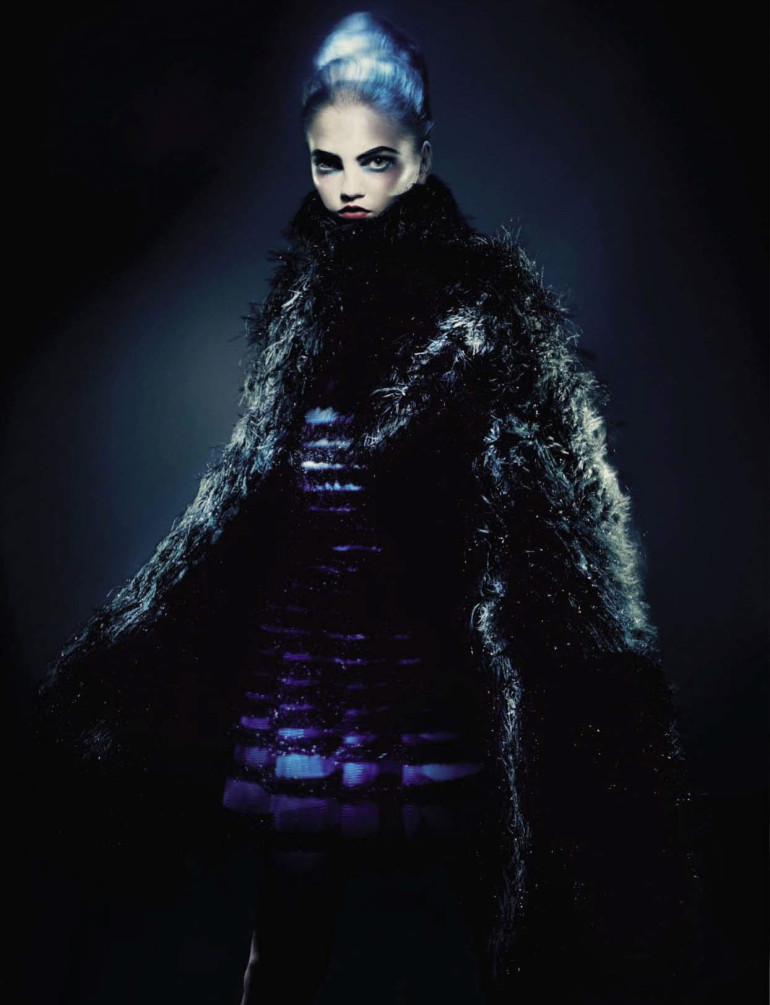 Paolo Roversi 'Haute Couture' Vogue Italia September 2015 16