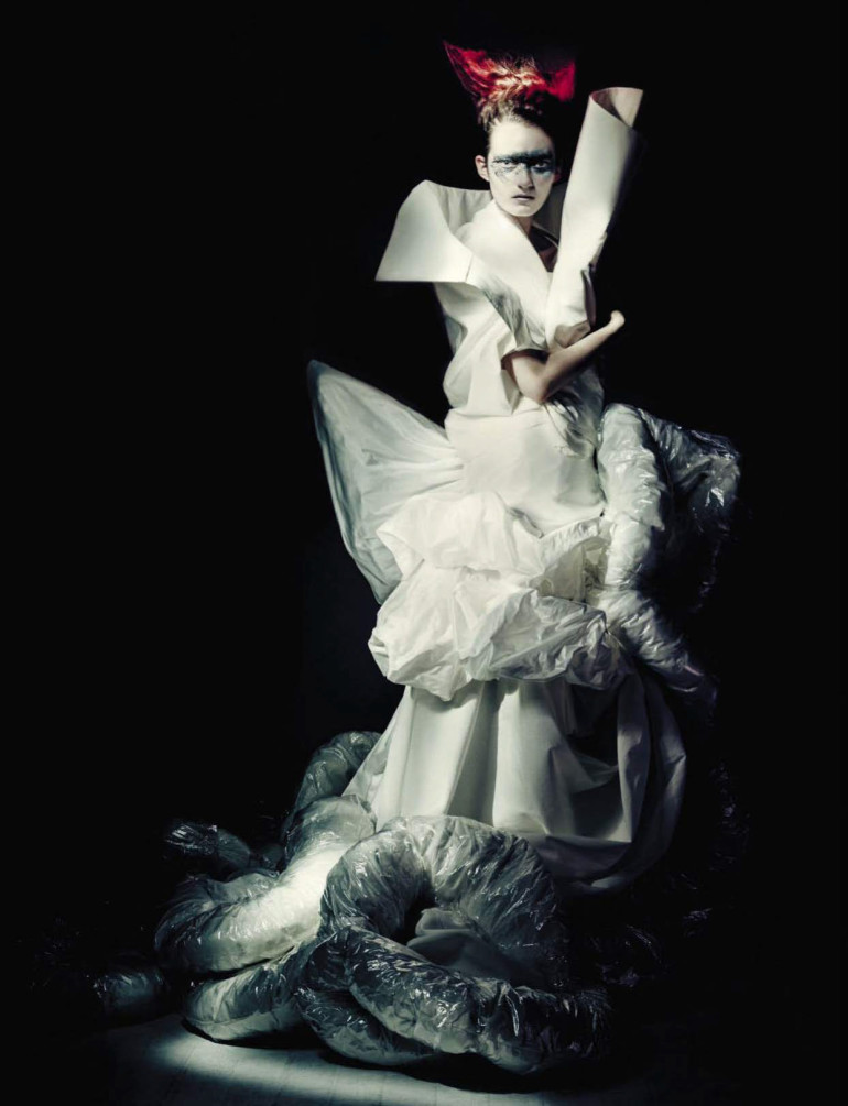 Paolo Roversi 'Haute Couture' Vogue Italia September 2015 18
