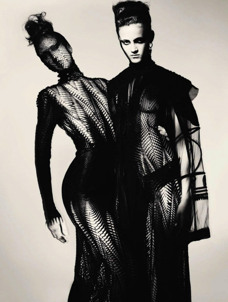 Paolo Roversi 'Haute Couture' Vogue Italia September 2015 19