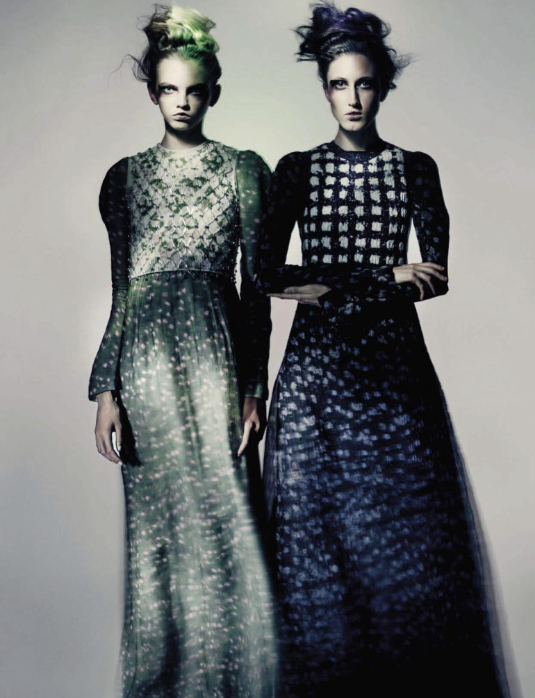 Paolo Roversi 'Haute Couture' Vogue Italia September 2015 20