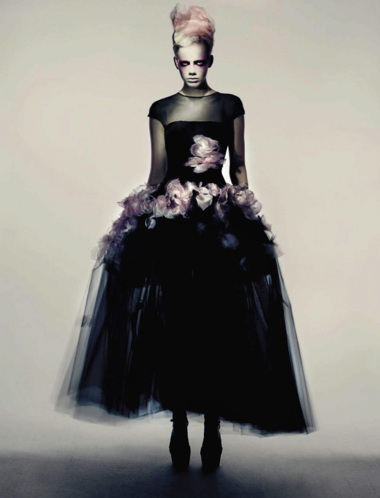 Paolo Roversi 'Haute Couture' Vogue Italia September 2015 3