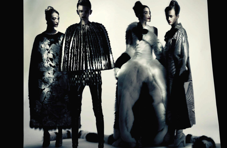 Paolo Roversi 'Haute Couture' Vogue Italia September 2015 5