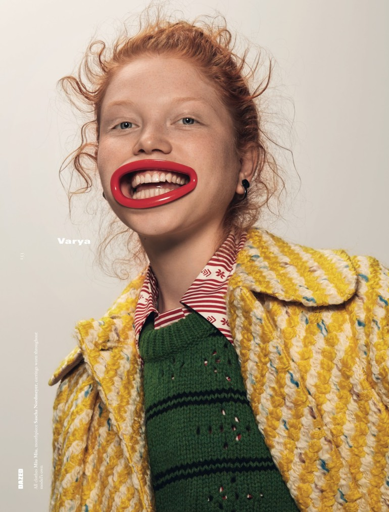 'The New Aesthetic' Roe Ethridge For Dazed Fall 2015 12