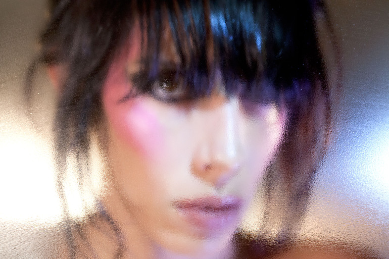 Jamie Bochert by Marilyn Minter for Purple Magazine SS 2016 16
