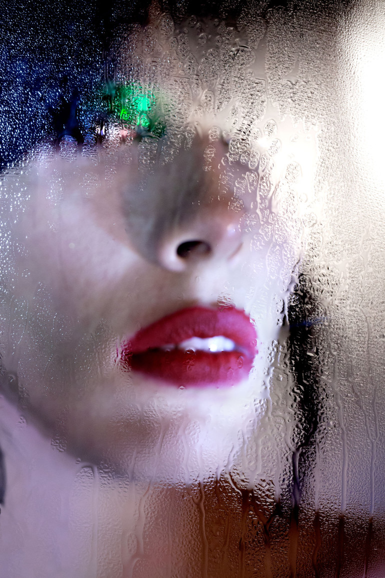 Jamie Bochert by Marilyn Minter for Purple Magazine SS 2016 8