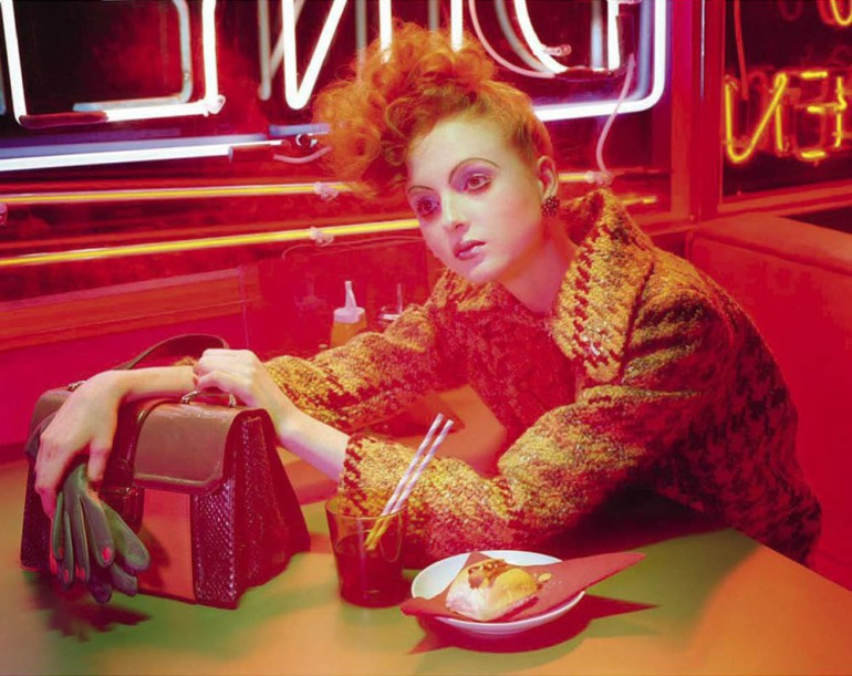 Madison Stubbington by Miles Aldridge for Vogue Italia September 2015 4