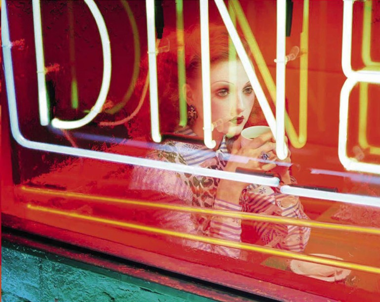 Madison Stubbington by Miles Aldridge for Vogue Italia September 2015 5
