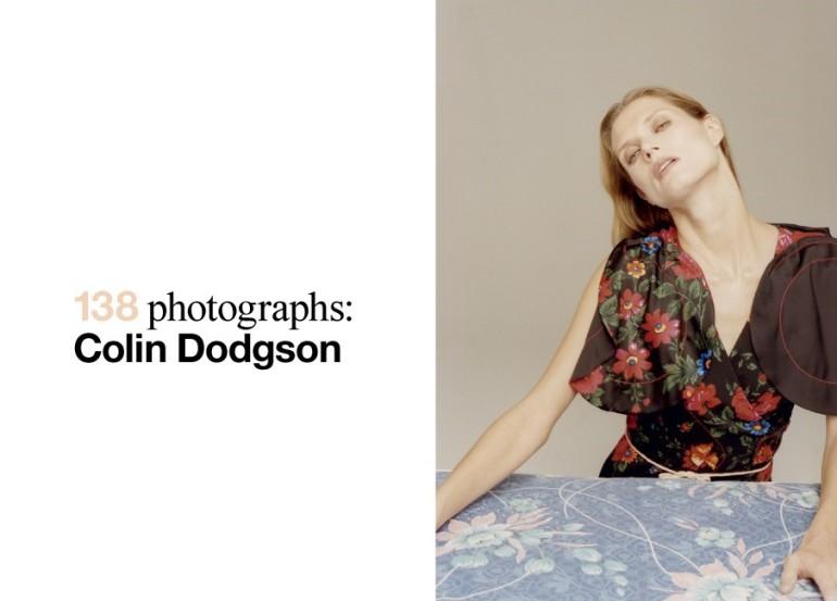Malgosia Bela by Colin Dodgson for Doingbird No.18