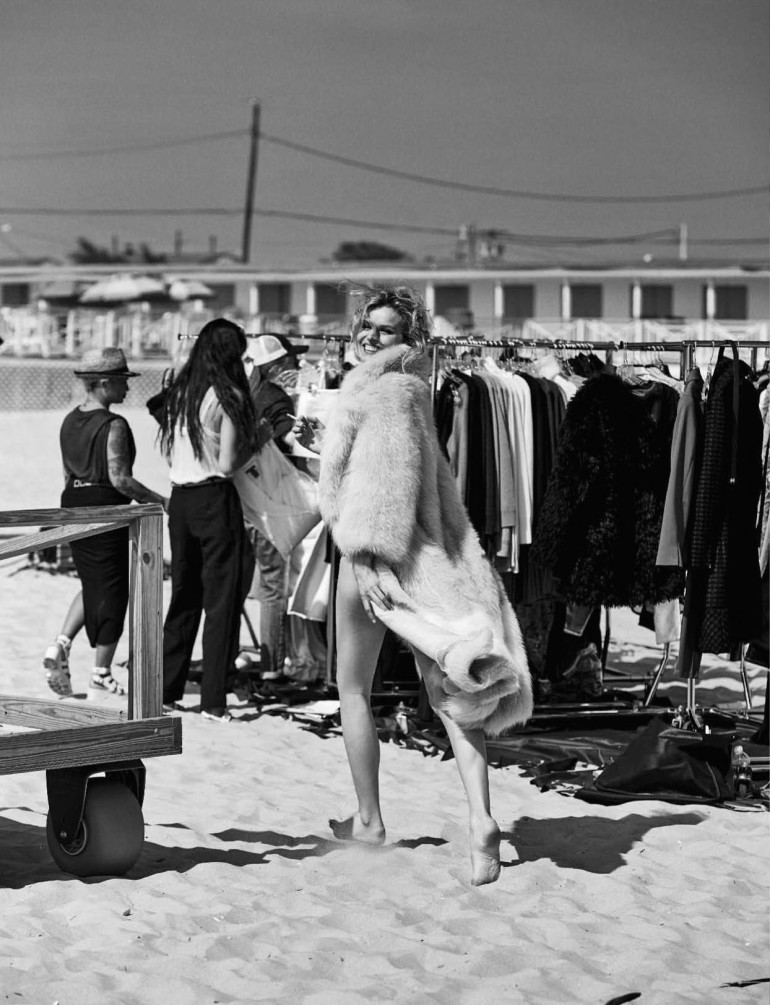 Peter Lindbergh 'In Love With' for Vogue Itali September 2015 13