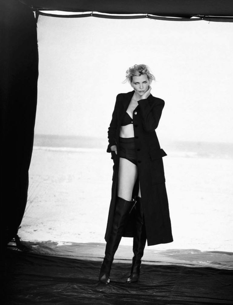 Peter Lindbergh 'In Love With' for Vogue Itali September 2015 19