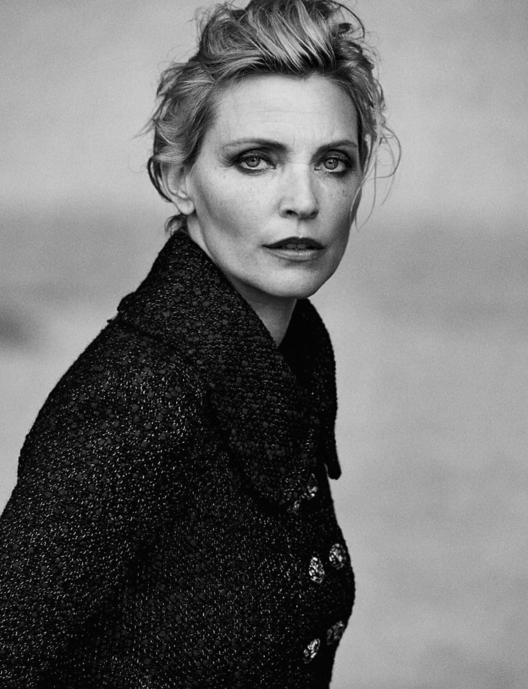 Peter Lindbergh 'In Love With' for Vogue Itali September 2015 20