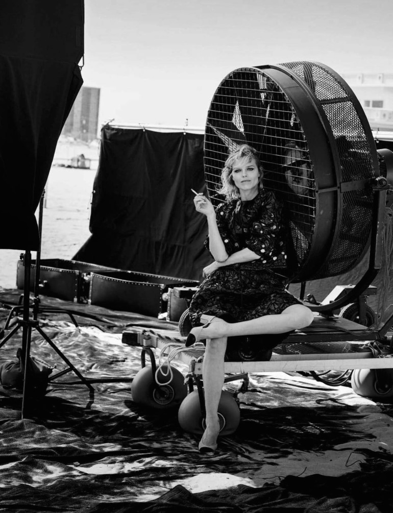 Peter Lindbergh 'In Love With' for Vogue Itali September 2015 22