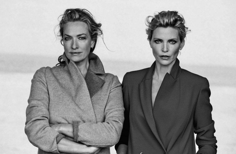 Peter Lindbergh 'In Love With' for Vogue Itali September 2015 5