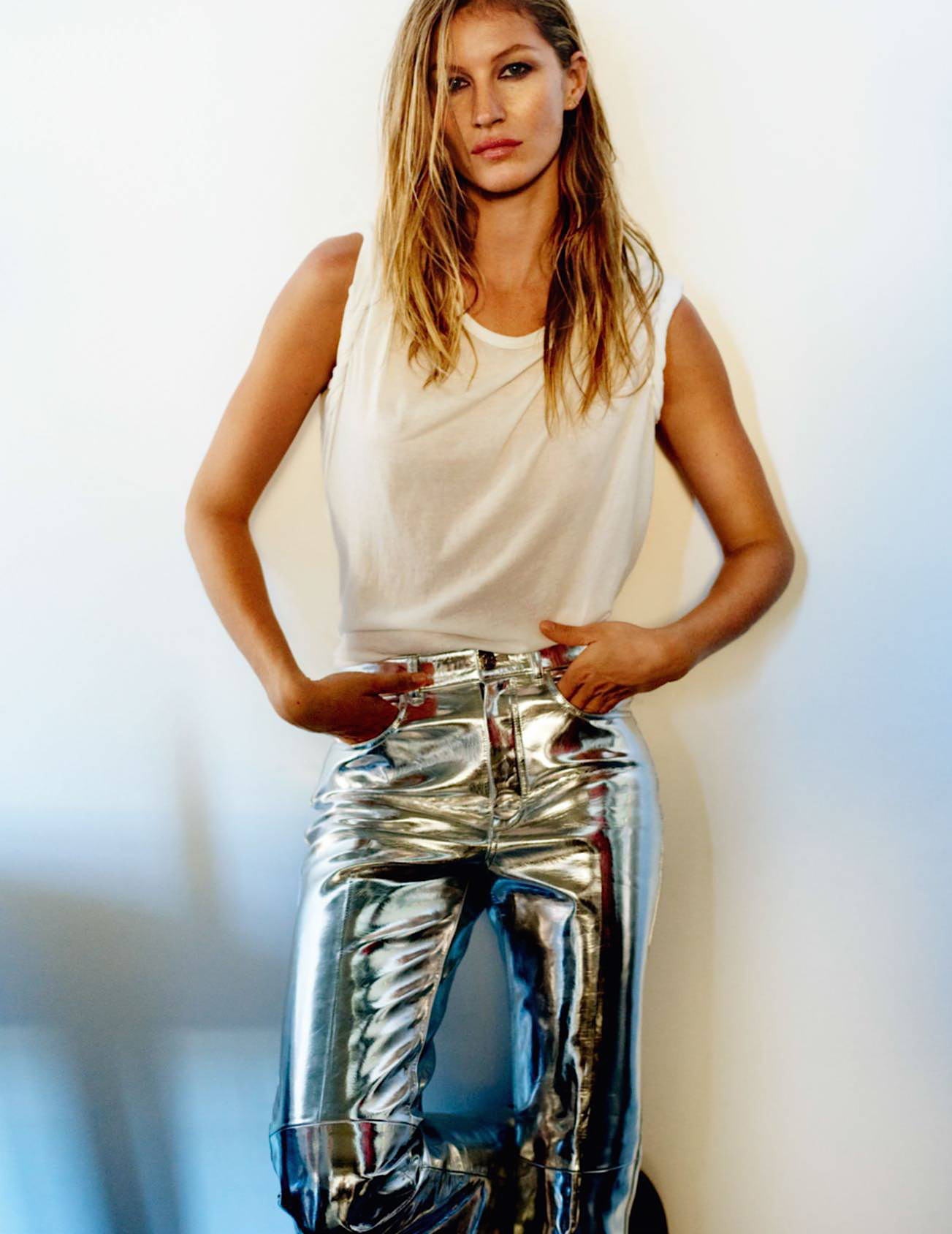 Gisele Bündchen by Mario Testino for Vogue Paris, October 2015