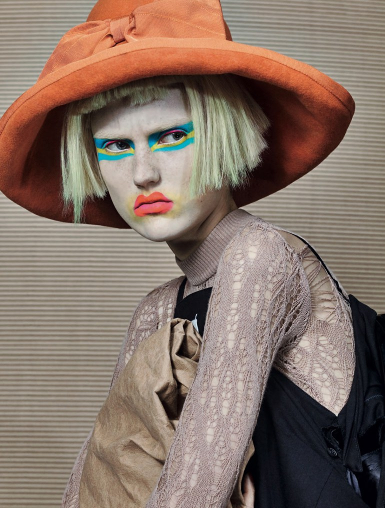 maison margiela by craig mcdean for anOther AW 2015 2