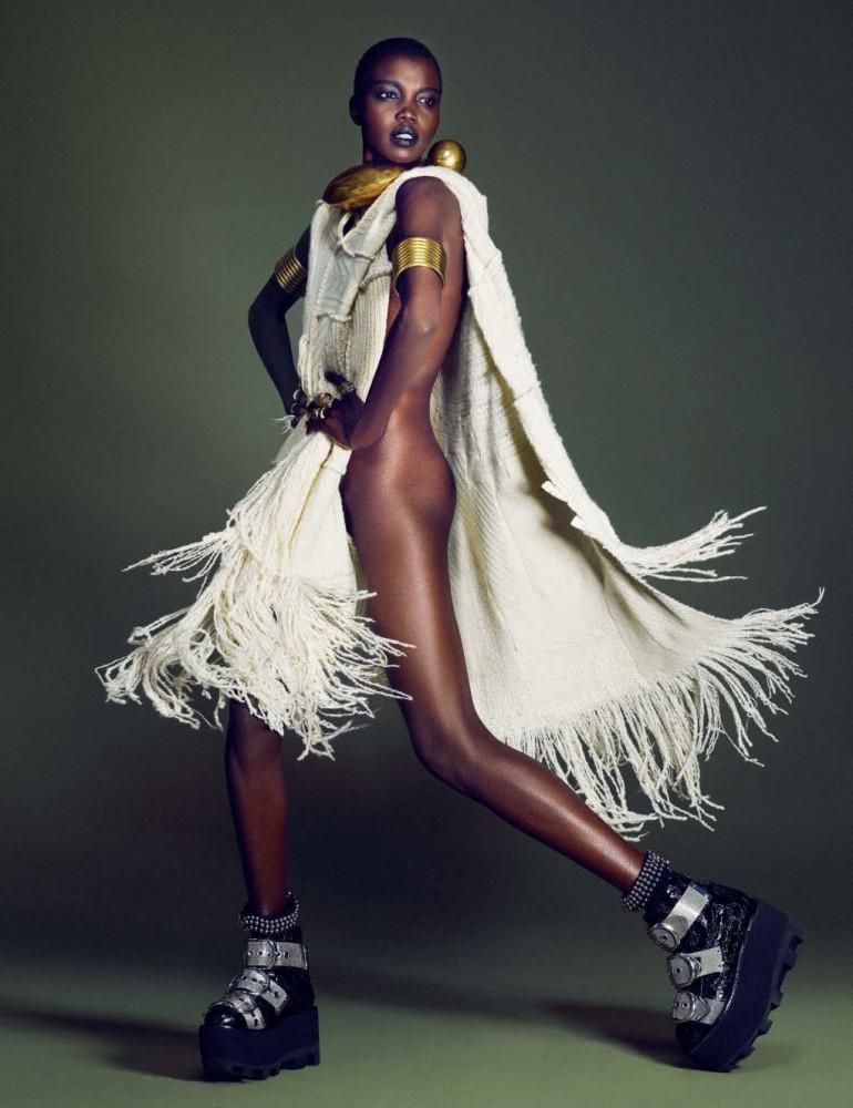 Afrik Art Vogue Germany December 2015 09