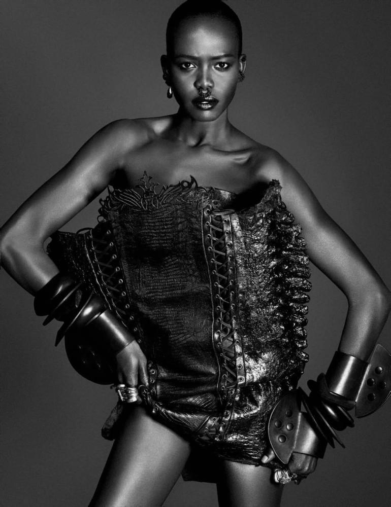 Afrik Art Vogue Germany December 2015 15