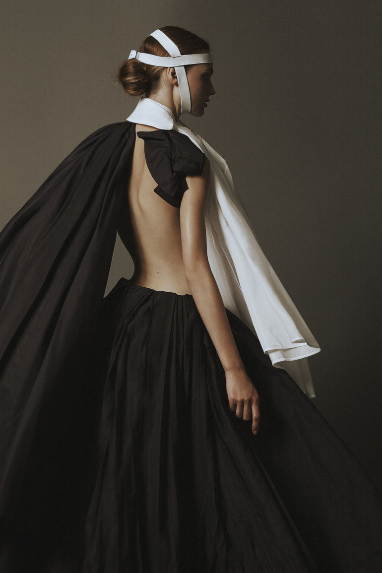 Alina S. in 'Puritatem' by Gioconda and August for Revs 5