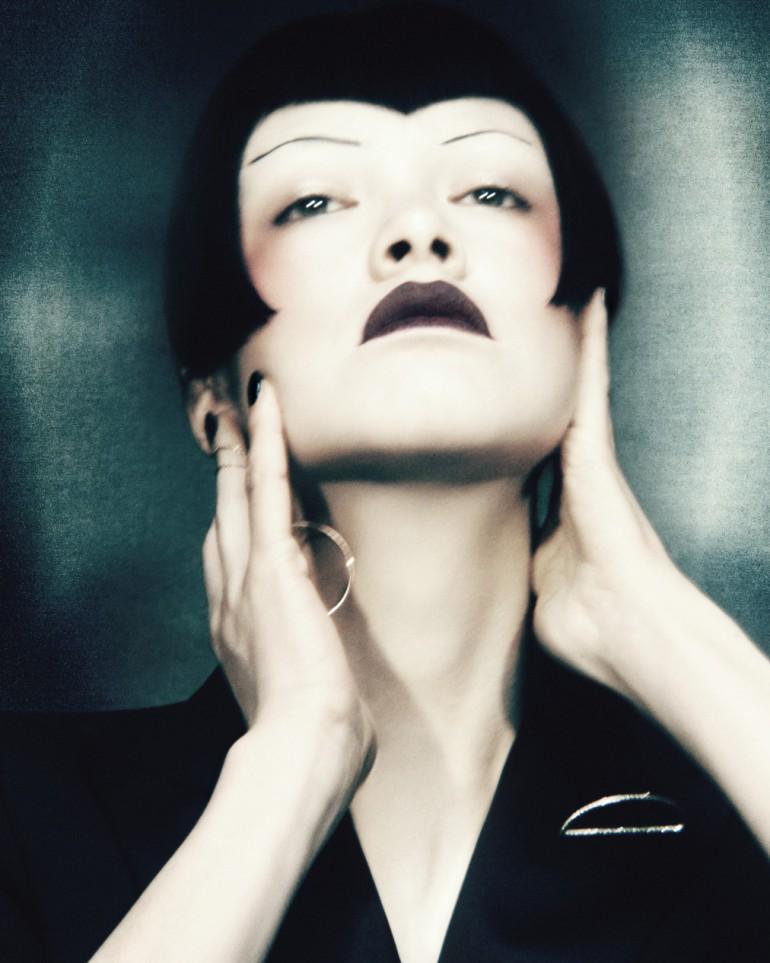 Kouka Webb by Dima Hohlov for Models.com 2