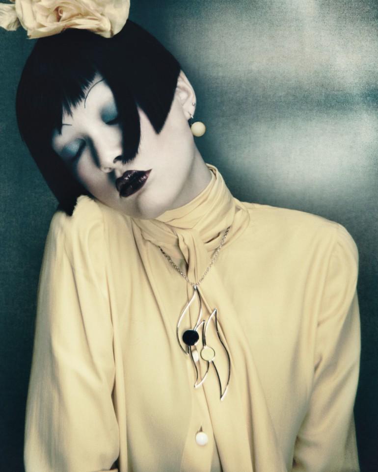 Kouka Webb by Dima Hohlov for Models.com 5