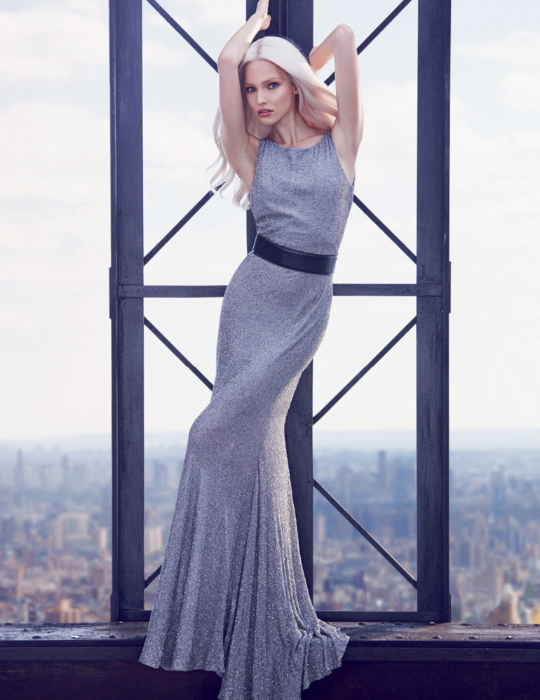 Sasha Luss 'On Nameless Heights' Alexi Lubomirski for Vogue Russia 20