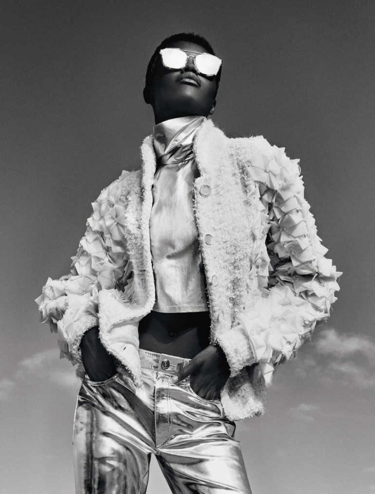 Amilna Estevao by Txema Yeste for Numero #169 10