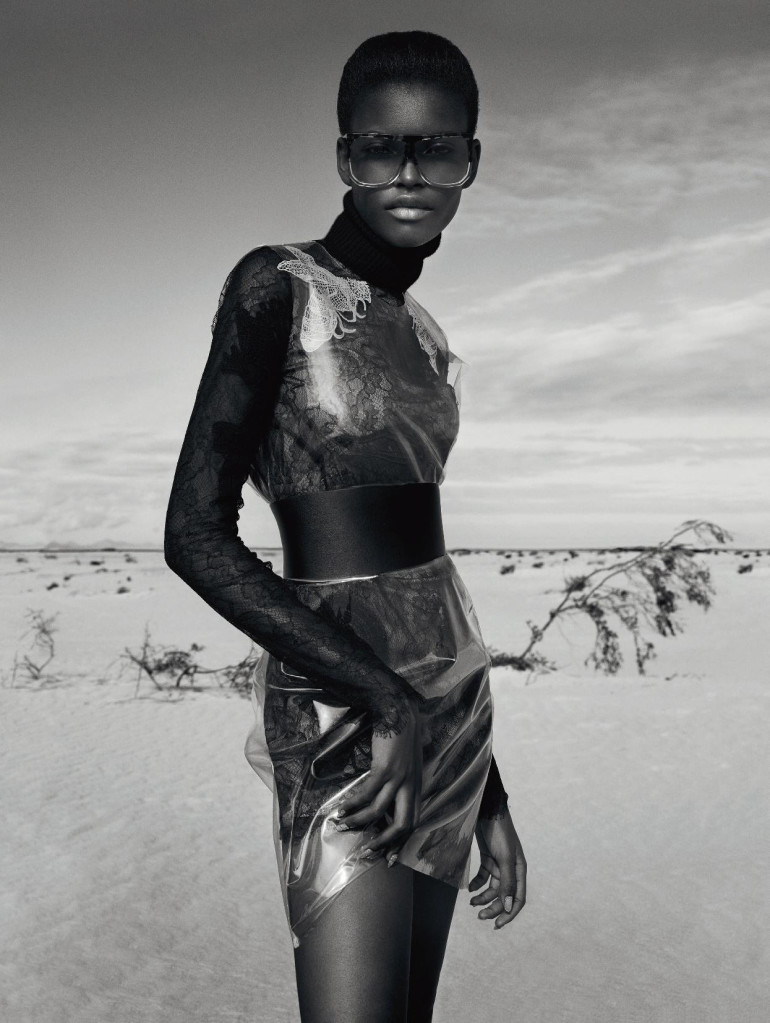 Amilna Estevao by Txema Yeste for Numero #169 16