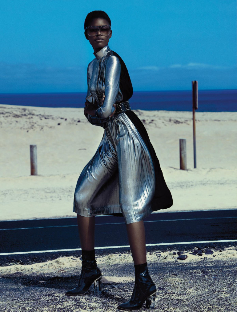 Amilna Estevao by Txema Yeste for Numero #169 18