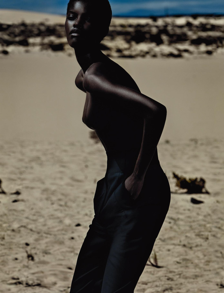 Amilna Estevao by Txema Yeste for Numero #169 5
