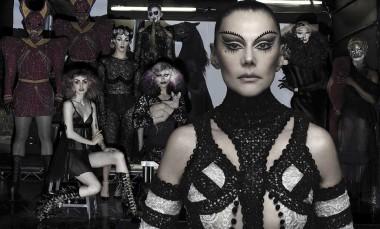 Vogue Italia, Steven Klein 01-16 1