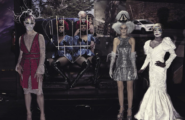 Vogue Italia, Steven Klein 01-16 10
