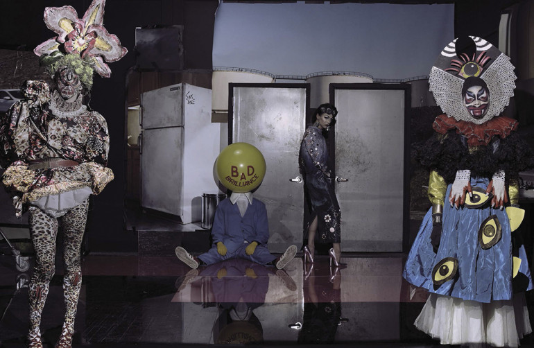 Vogue Italia, Steven Klein 01-16 4