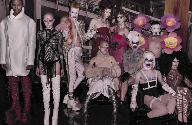 Vogue Italia, Steven Klein 01-16 5