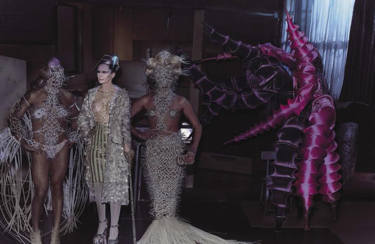 Vogue Italia, Steven Klein 01-16 7