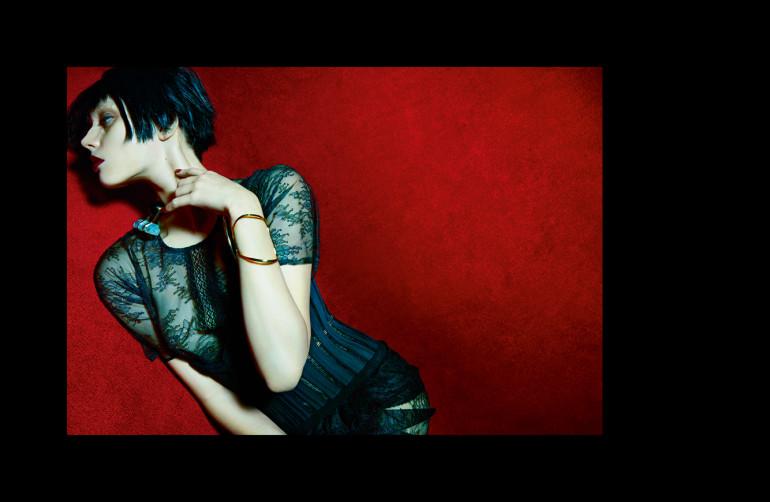"""""""Attache-moi"""" by Greg Kadel for Numero 6"""