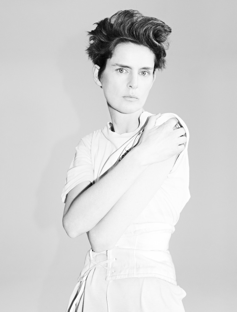 Stella Tennant for Document Journal 8