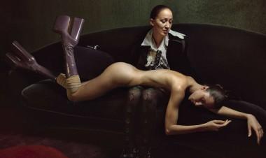 'Beauty' Mario Sorrenti for Vogue Italia 22