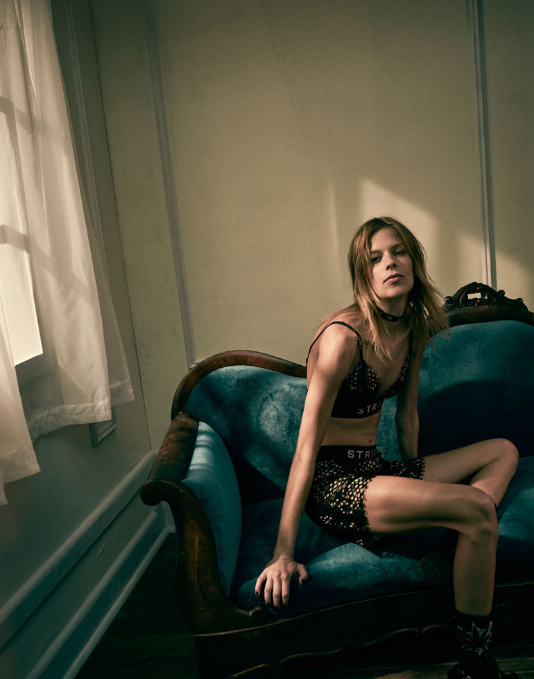 Lexi Boling 'Faces of Fashion' Models.com