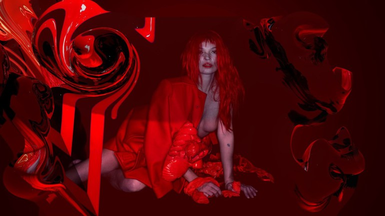 'Seven Deadly Sins' Edward Enninful for Showstudio 2