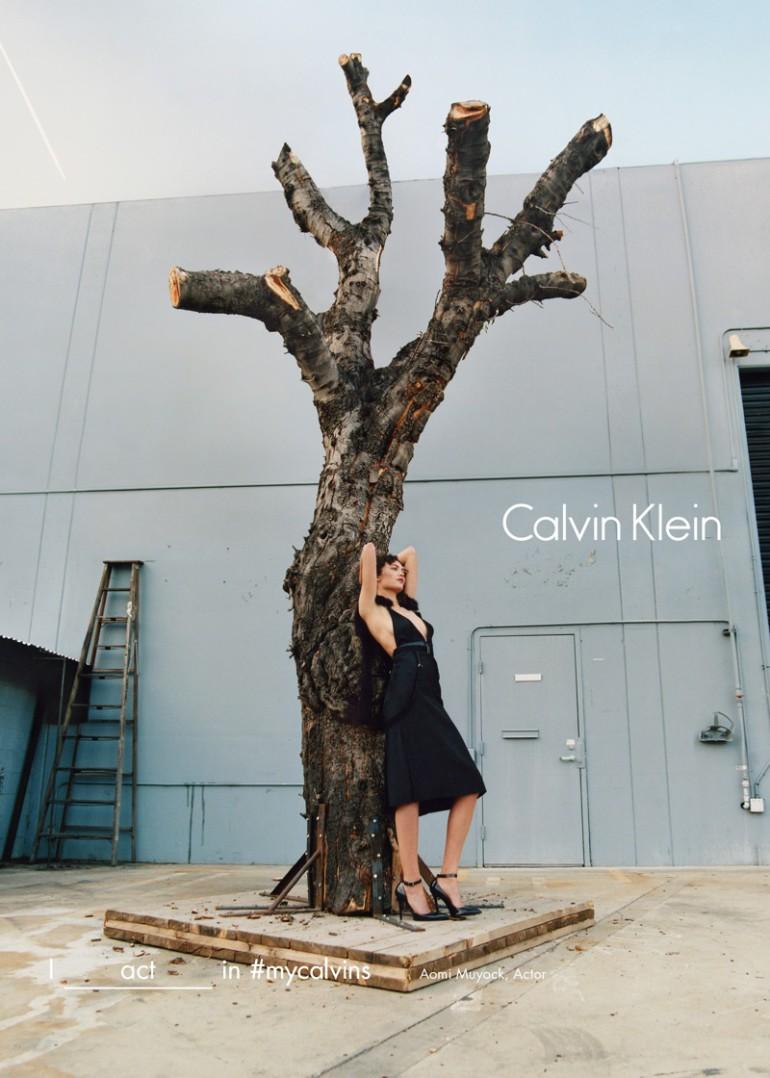Calvin Klein FW 16.17 Campaign by Tyrone Lebon Part 1 - 10
