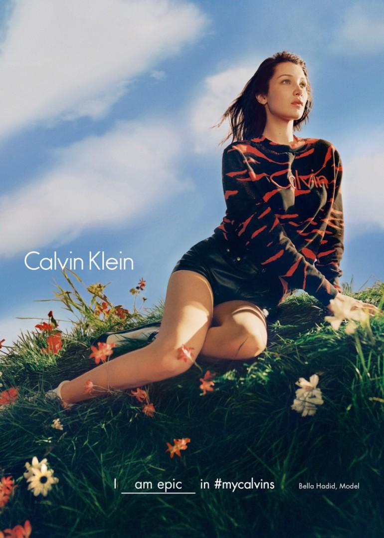 Calvin Klein FW 16.17 Campaign by Tyrone Lebon Part 1 - 11