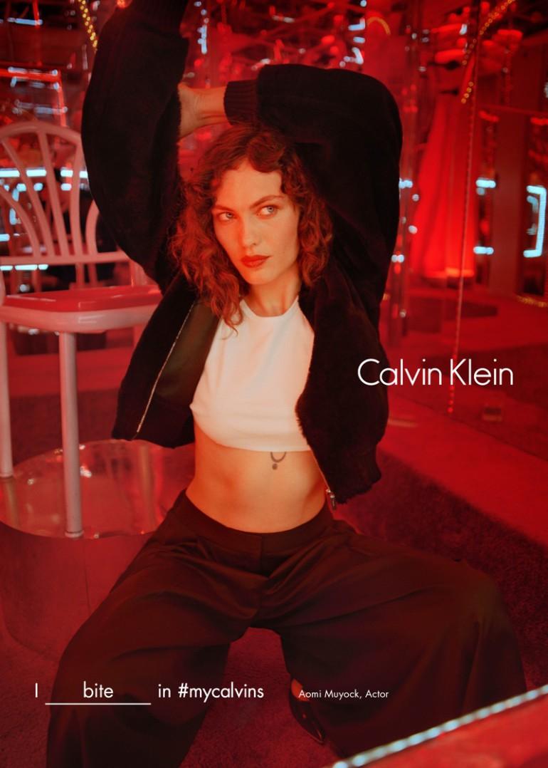 Calvin Klein FW 16.17 Campaign by Tyrone Lebon Part 1 - 18