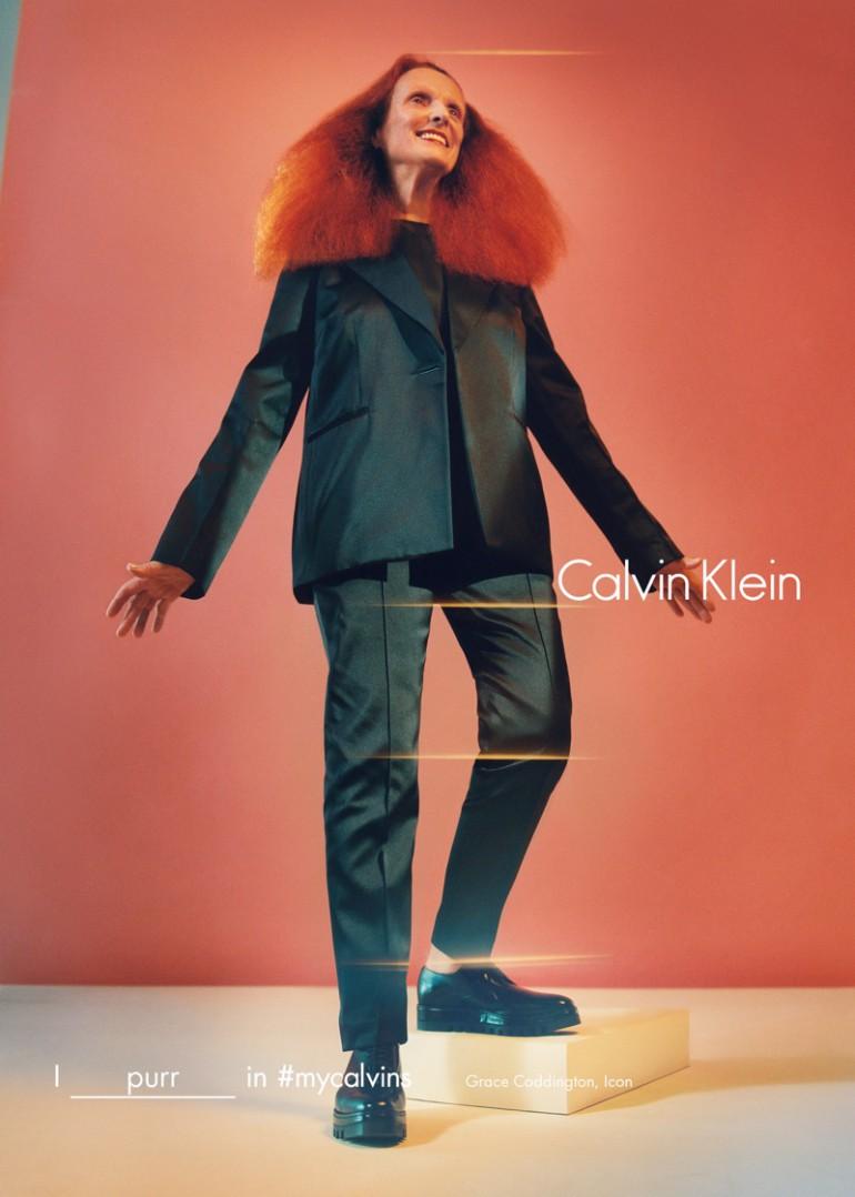 Calvin Klein FW 16.17 Campaign by Tyrone Lebon Part 1 - 212