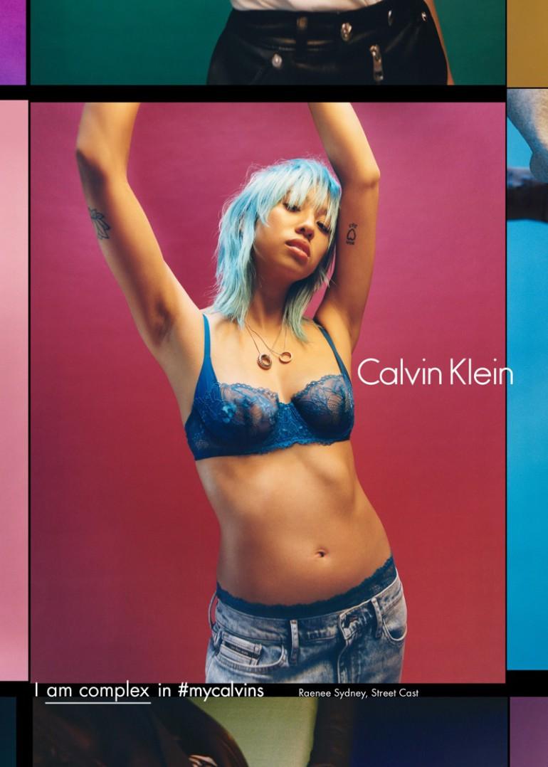 Calvin Klein FW 16.17 Campaign by Tyrone Lebon Part 1 - 5