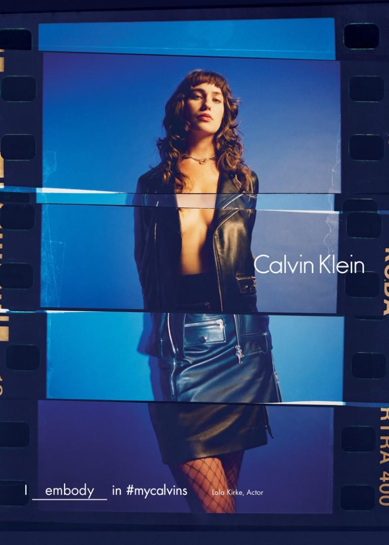 Calvin Klein FW 16.17 Campaign by Tyrone Lebon Part 1 - 9